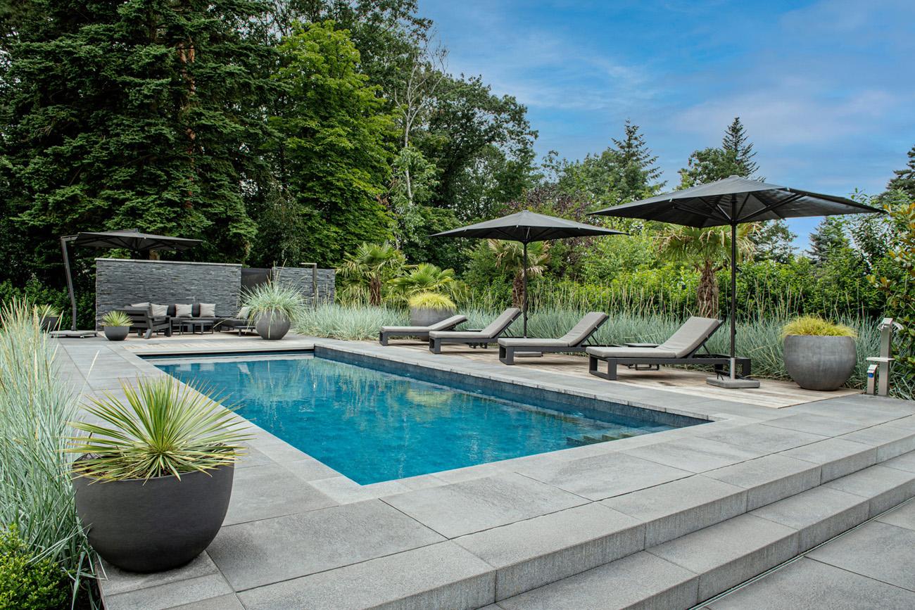 PoolDesign Relaxed Garten-Pool
